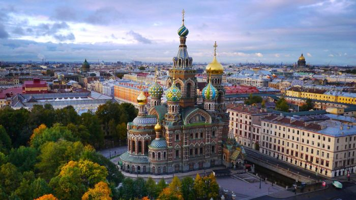 What countries make up the Russian Federation?