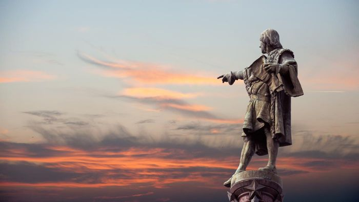 What Country Did Christopher Columbus Attempt to Reach?