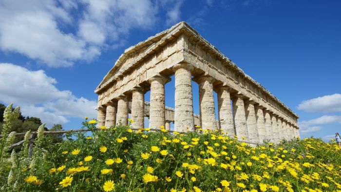 What did the ancient Greeks believe in?