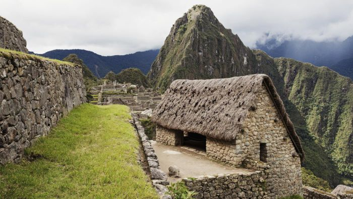Inca Building Materials : What did the incas live in reference