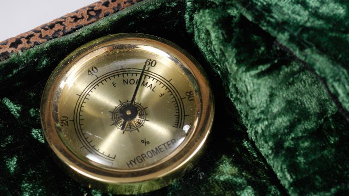 What Units Does a Hygrometer Measure In?