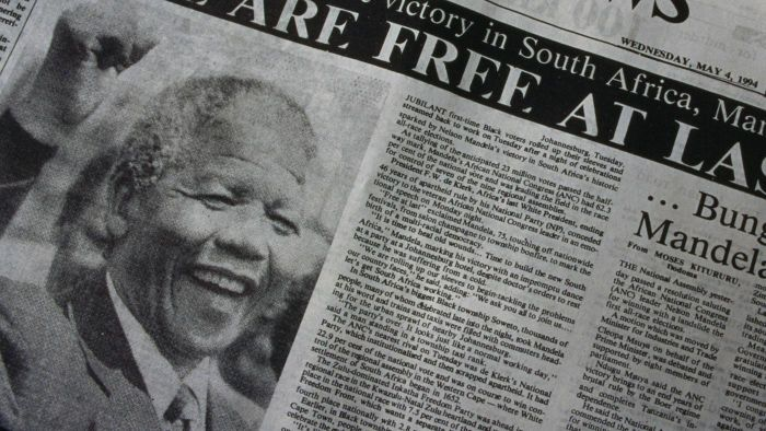 What Is Nelson Mandela Doing Now?