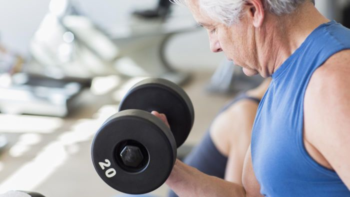 What is the definition of resistance training?