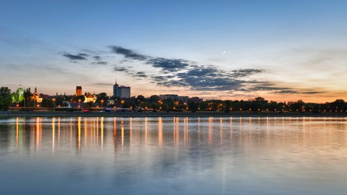 What Is the Name of the Capital City in Poland?