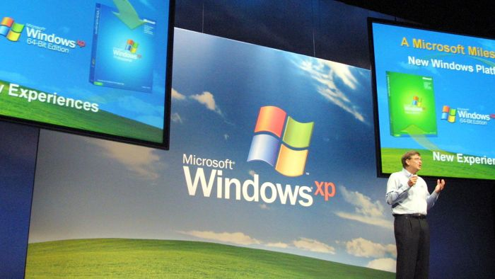 Which web browser works best with Windows XP?