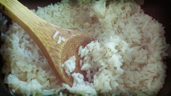 Does White Rice Have Gluten?