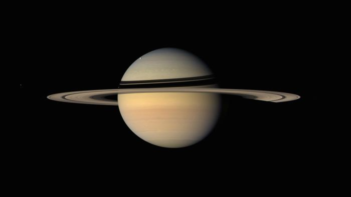 Who discovered the planet Saturn?
