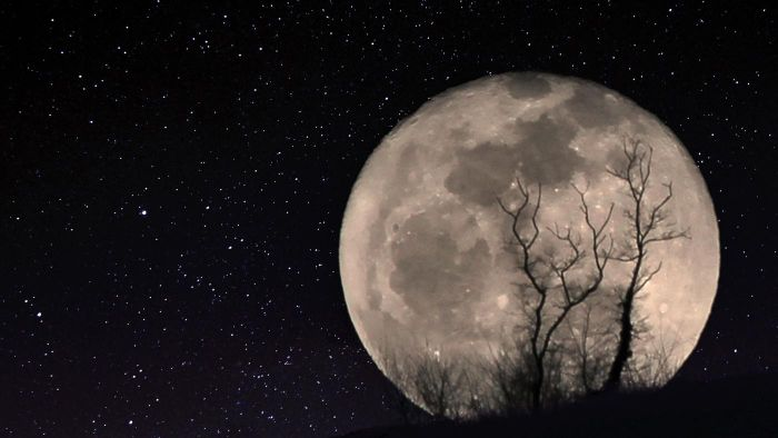 Why Does the Same Side of the Moon Always Face Earth?