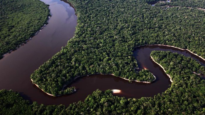 How Wide Is The Amazon River Referencecom - Where is the amazon river