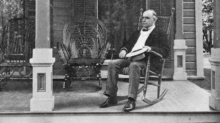 What is William McKinley famous for?