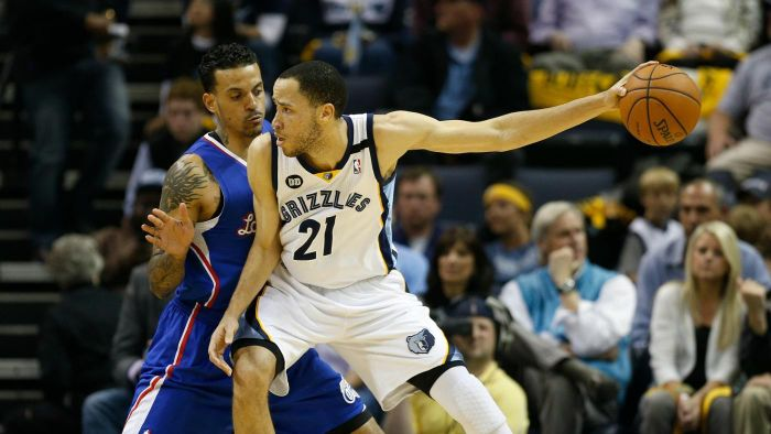 What Is the Wingspan of Tayshaun Prince?