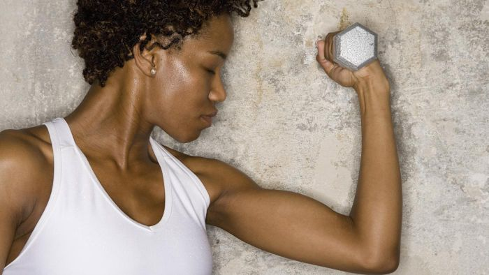 When Will a Woman's Biceps Start to Grow?