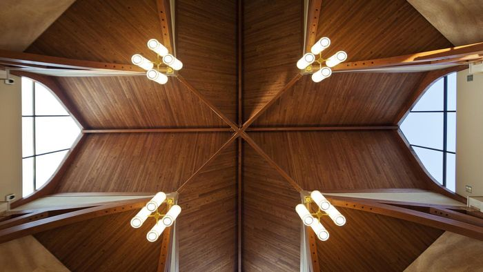 What Are Some Wood Ceiling Materials?