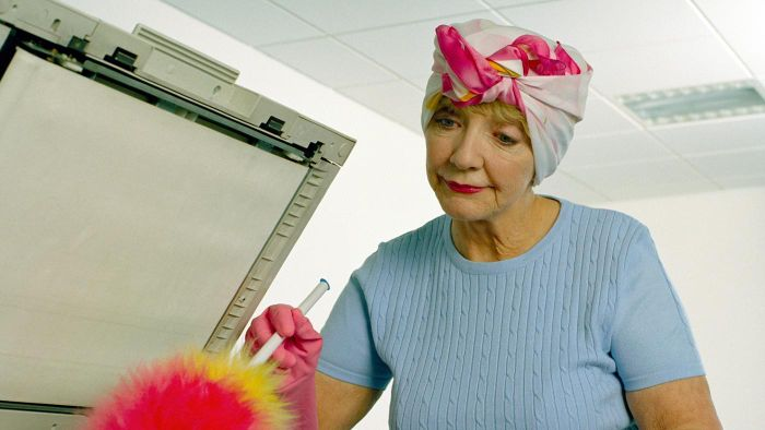 What is workplace housekeeping?