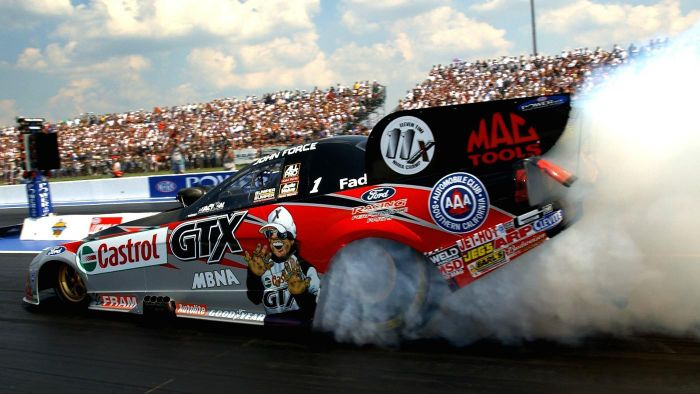 Who Is the World's Most Successful Drag Racer?