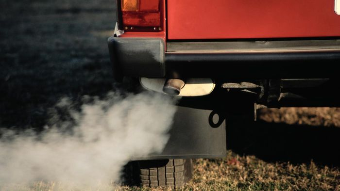 Why would a car overheat when idling?