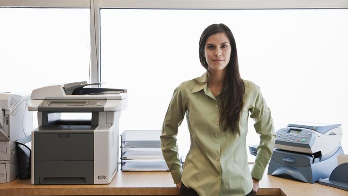 What Would Cause a Laser Printer to Stop Printing Red Ink?