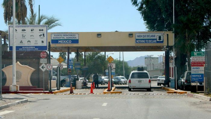 Would a Convicted Felon Be Allowed Entry Into Mexico?