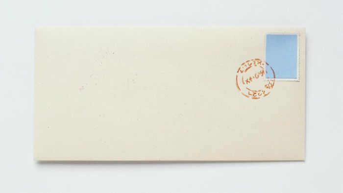 How Do You Write on an Envelope?