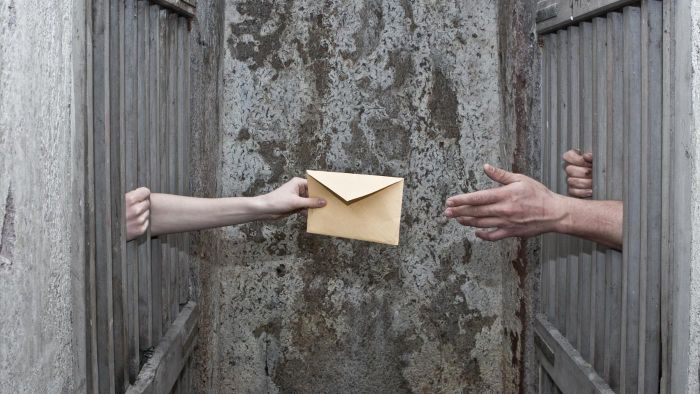 How Do You Write a Letter to Someone in Jail?