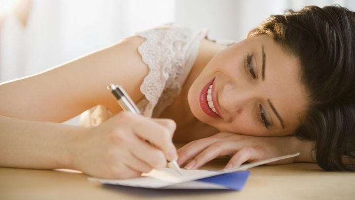 How Do You Write a Thank-You Letter?