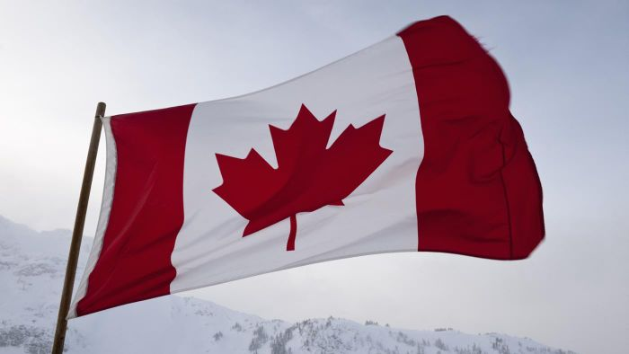 What year was Canada founded?