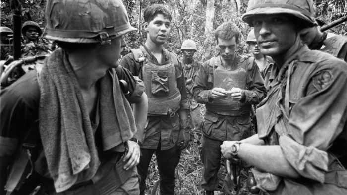 What year did the Vietnam War end?