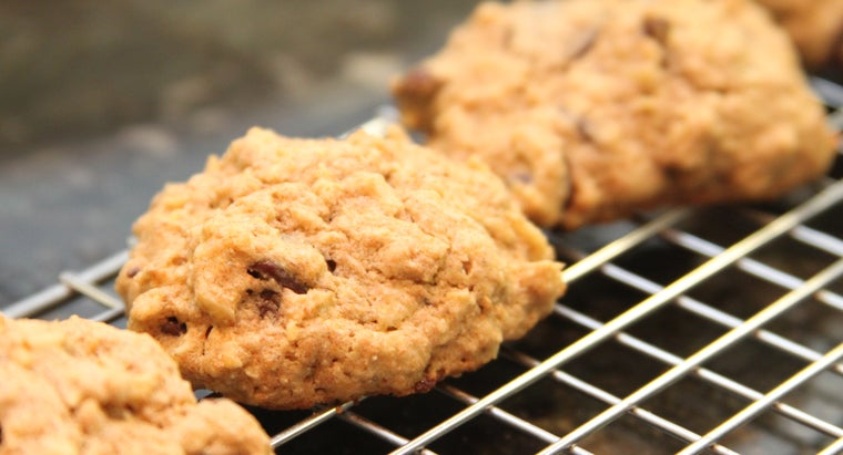 Brown Butter Oatmeal Cookie Recipe