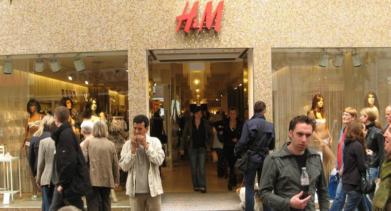 How Do You Shop Online at H&M?