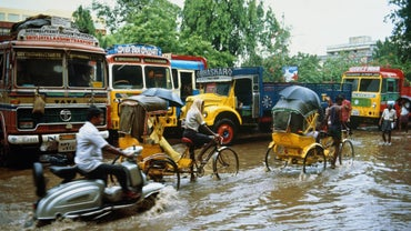 How Does the Monsoon Benefit India?