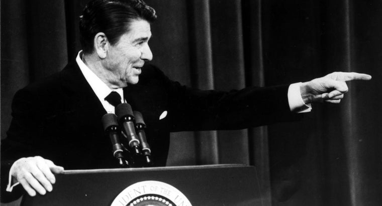 """Why Was Ronald Reagan Called """"The Great Communicator""""?"""