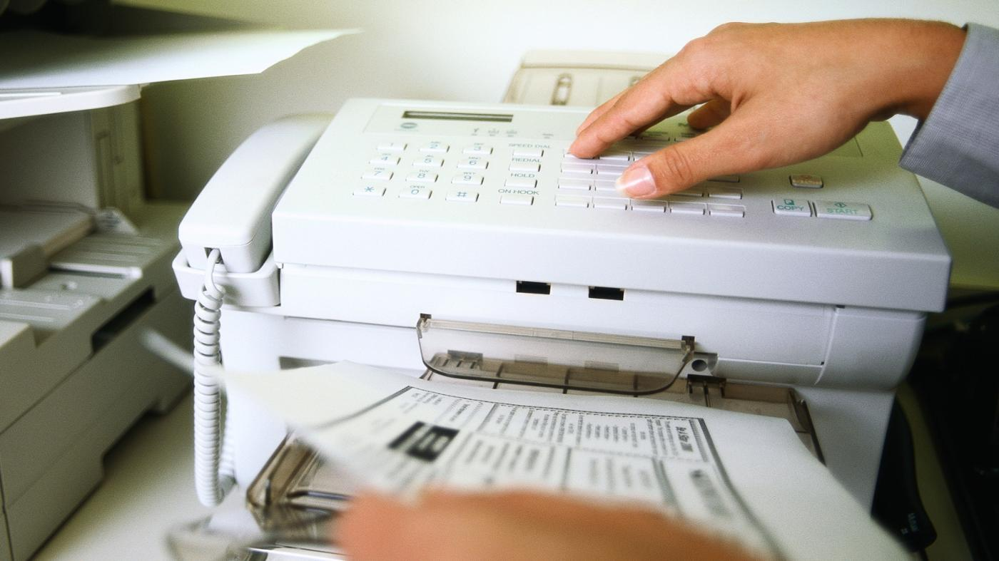 what is a fax sheet