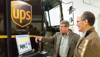 What Is the Job Description for UPS Package Handlers?