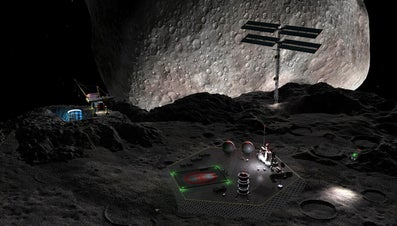 What Are Some Facts on Mining Asteroids?