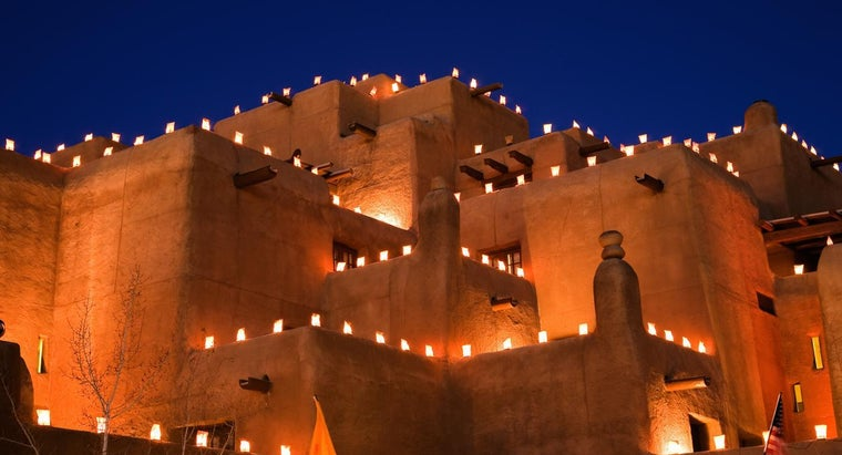 What Is the Elevation Level of Santa Fe, New Mexico?