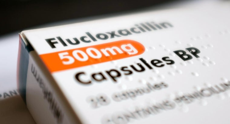 Can I Drink Alcohol While Taking Flucloxacillin?
