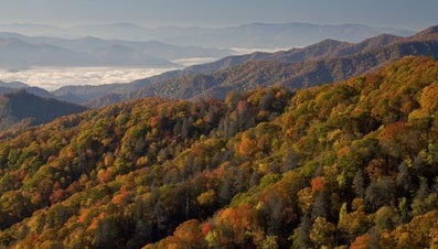 Where Are the Smoky Mountains Located?