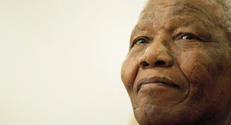 How Did Nelson Mandela Affect World History?