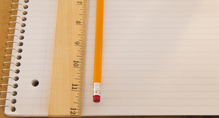 How Is a Ruler Different From a Straightedge?