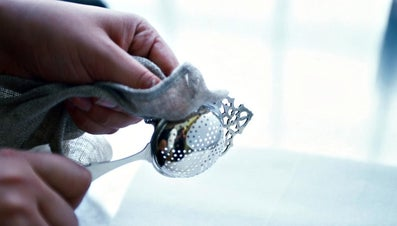How Do You Make Homemade Silver Cleaner?