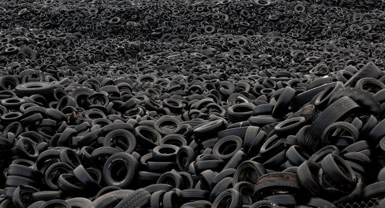 When Was Rubber Invented?