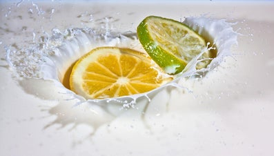 Why Does Milk Curdle When Lemon Juice Is Added?
