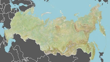 What Continent Is Russia On?