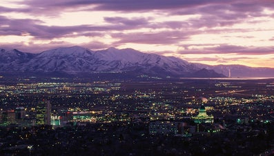 What Is Salt Lake City's Elevation?