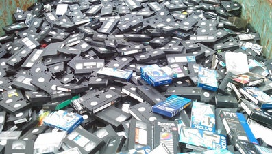 Who Buys Used VHS Movies?