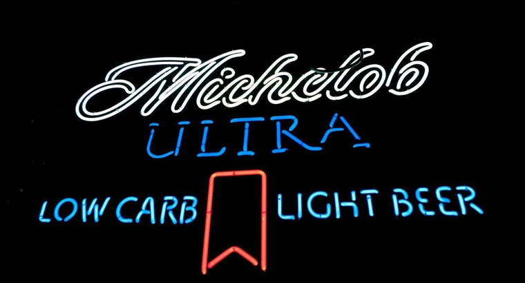What Is the Alcohol Content in Michelob Ultra Beer?