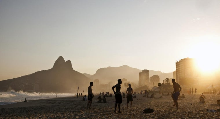 Which Months Are Considered the Summer in Brazil?
