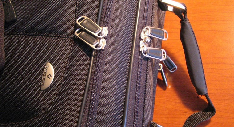 How Do You Reset a Samsonite Luggage Combination Lock?