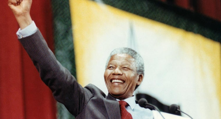 What Were Nelson Mandela's Leadership Qualities?