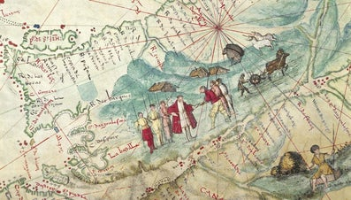 Why Did Jacques Cartier Want to Explore?